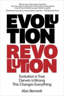 Evolution Revolution by Alan Bennett