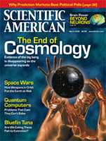 The End of Cosmology?