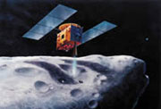 Japan's MUSES-C spacecraft